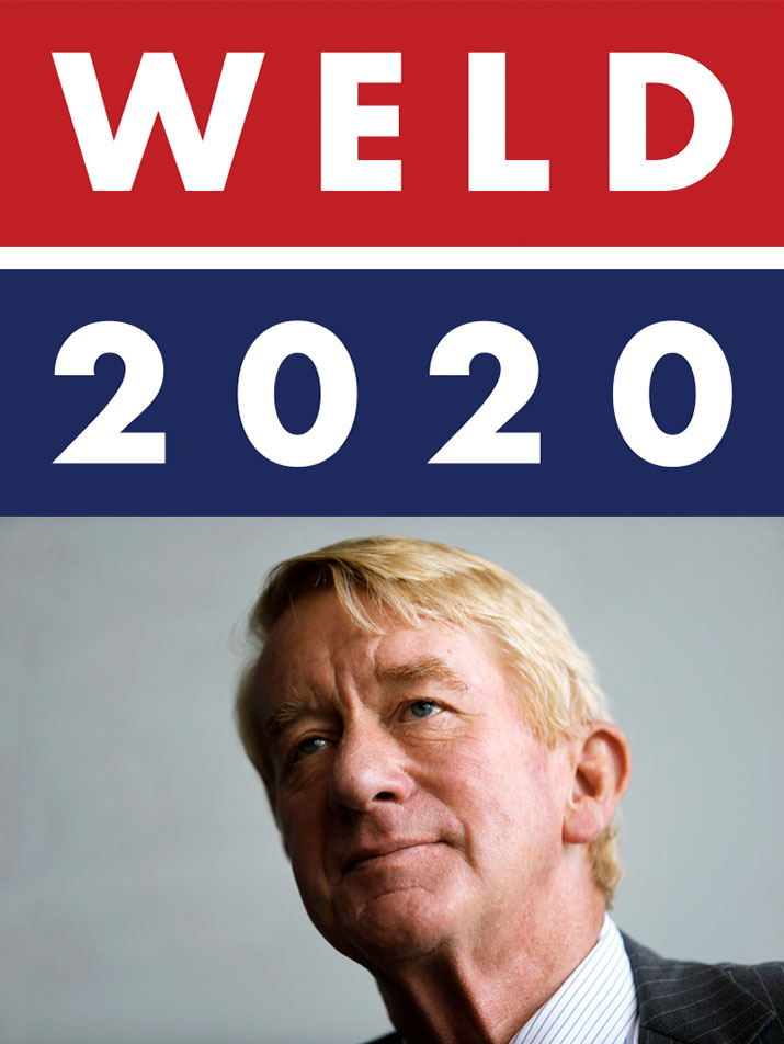 Bill Weld for President 2020