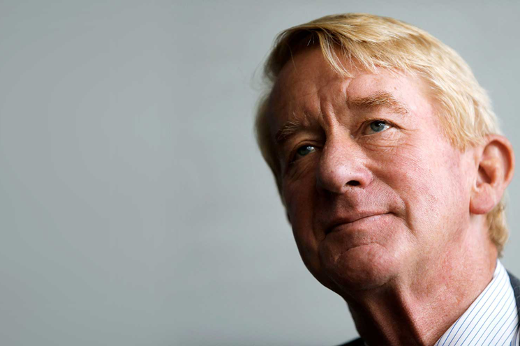 Bill Weld returns for second event at Dartmouth