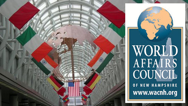 Gov. Bill Weld Presents Remarks at World Affairs Council of New Hampshire