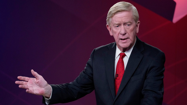 Election 2020: Bill Weld, Republican Presidential Candidate