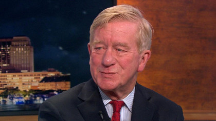 Former Mass. Gov. Bill Weld: I'd Vote For Biden 'In A Heartbeat' Against Trump