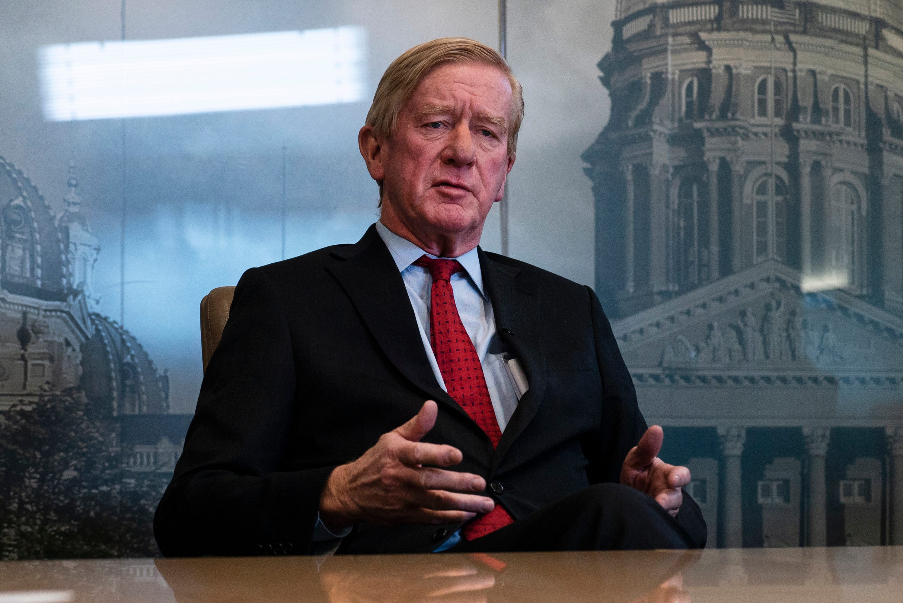 Bill Weld: Trump hijacked the Republican brand. I can restore its principles.