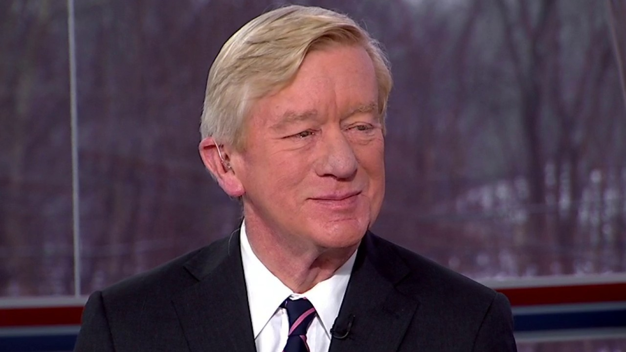 GOP primary challenger Bill Weld: Trump doing nothing to stop climate 'catastrophe'