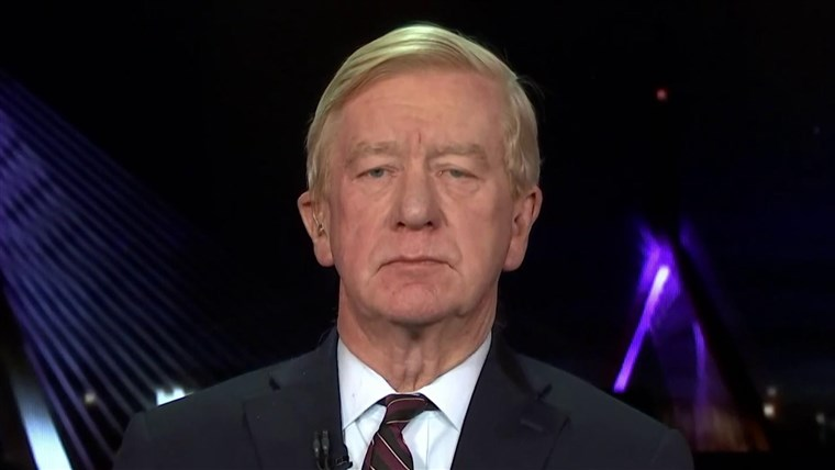 Former GOP Governor Bill Weld: Trump and Barr are trashing the rule of law
