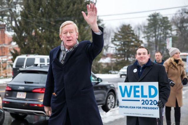 Trump's GOP challenger Bill Weld did surprisingly well in New Hampshire primary