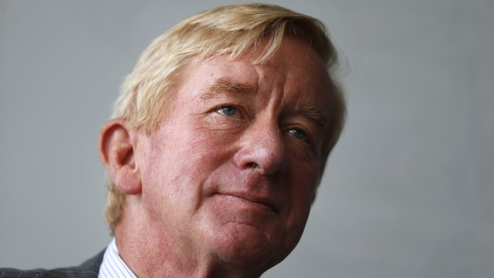 Why Bill Weld Is Really Running Against Trump